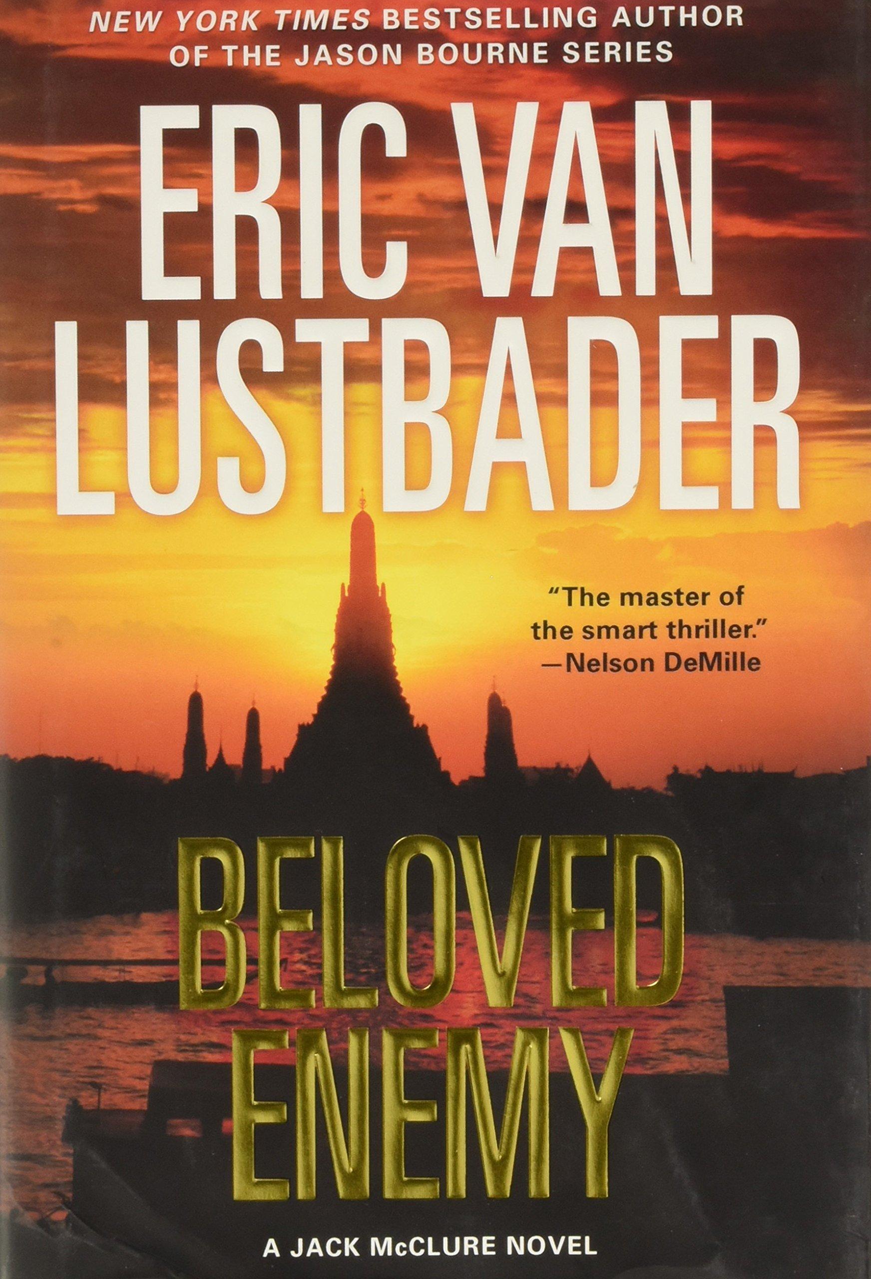 Download Beloved Enemy: A Jack McClure Novel (Jack McClure/Alli Carson Novels) pdf
