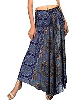cfa878c1bd Joop Joop 2 in 1 Maxi Skirt and Dress Bohemian Loose Flowing Boho Summer  Travel Beach