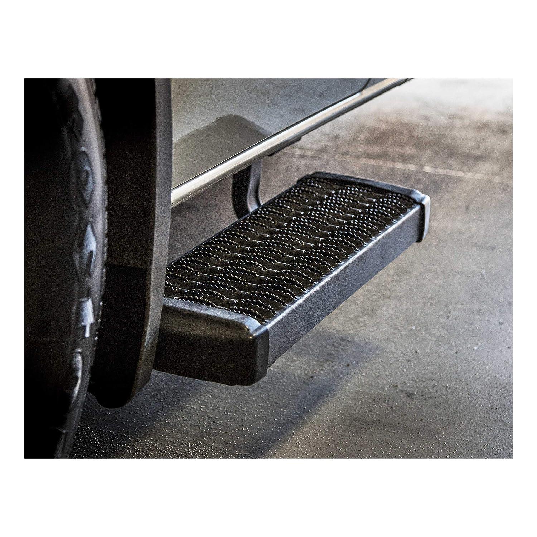 LUVERNE 415036-401720 Grip Step Black Aluminum 36-Inch Cargo Van Running Boards for Select Ford Transit-150 Transit-350 Transit-250