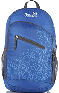 Amazon.com : Lightweight Packable Backpack | Water Resistant ...