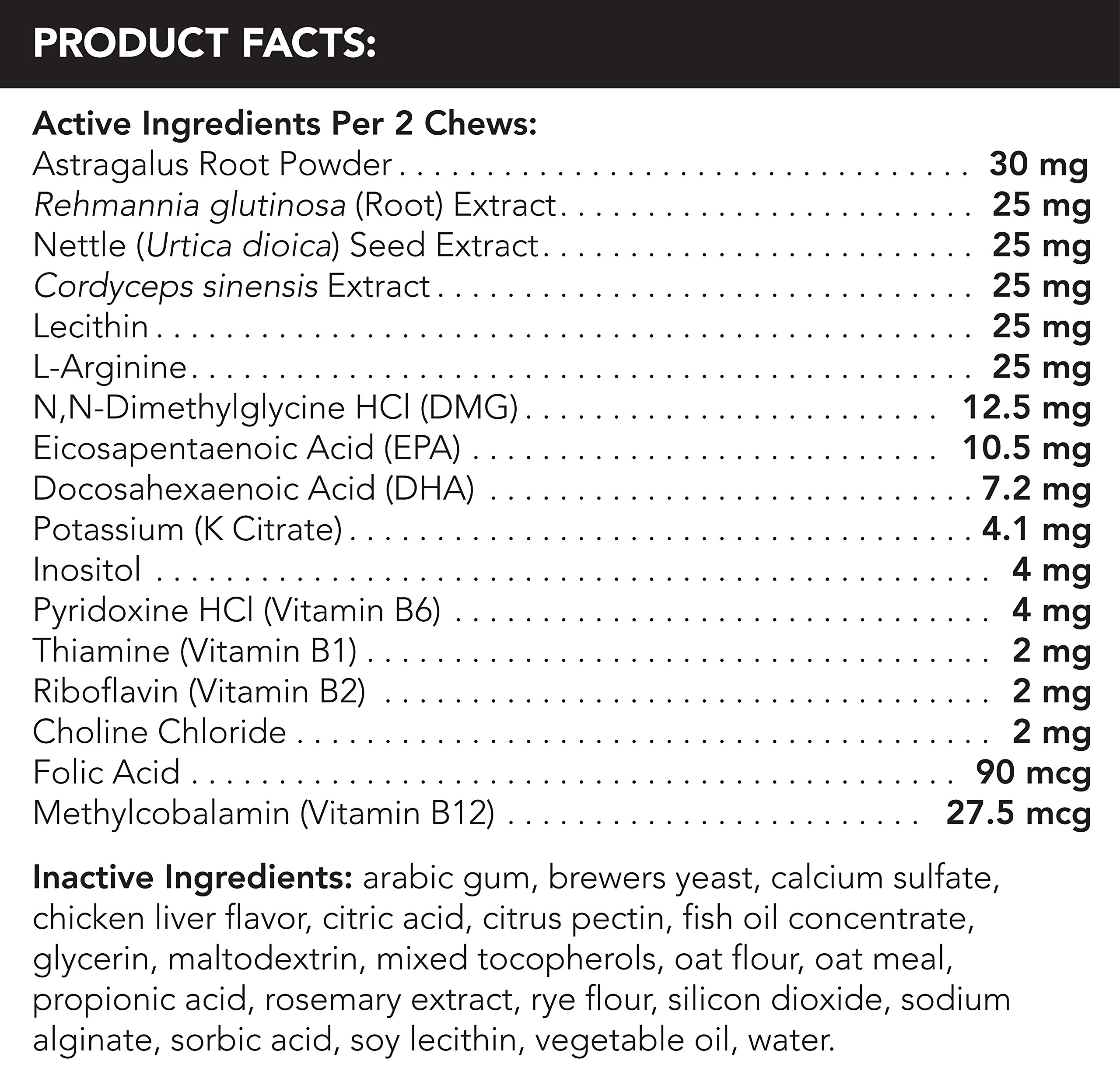 VetriScience Laboratories Renal Essentials, Kidney Health Support for Cats, 120 Bite-Sized Chews by VetriScience Laboratories