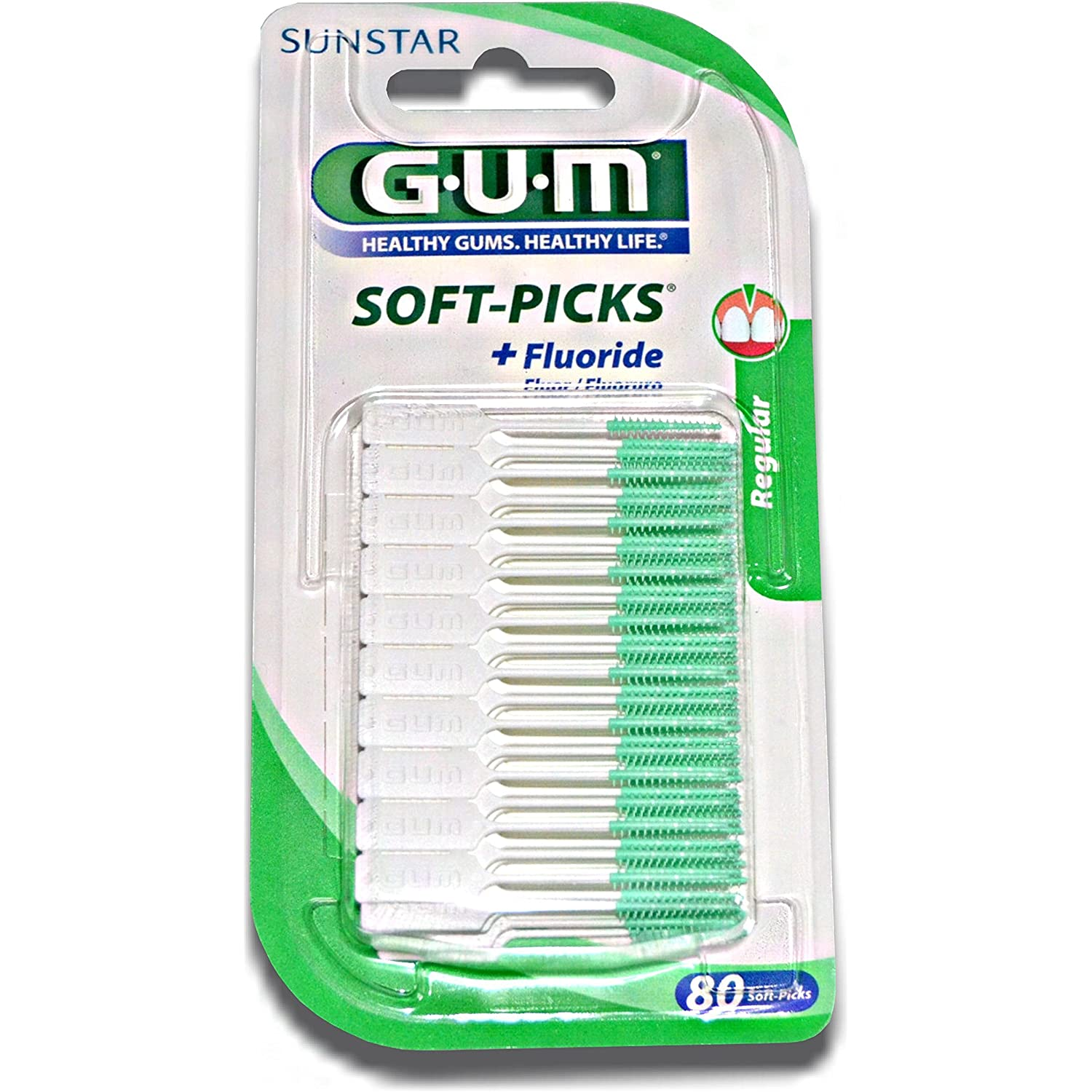 SunStar GUM Soft-Picks