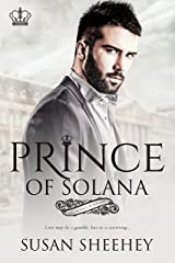 Prince of Solana (The Royals of Solana Series Book 1) Kindle Edition