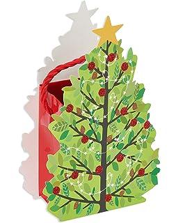 Amazon Com American Greetings Christmas Gift Card Holder Santa S