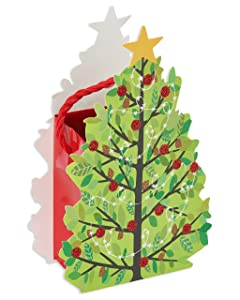 American Greetings Christmas Gift Card Holder, Christmas Tree