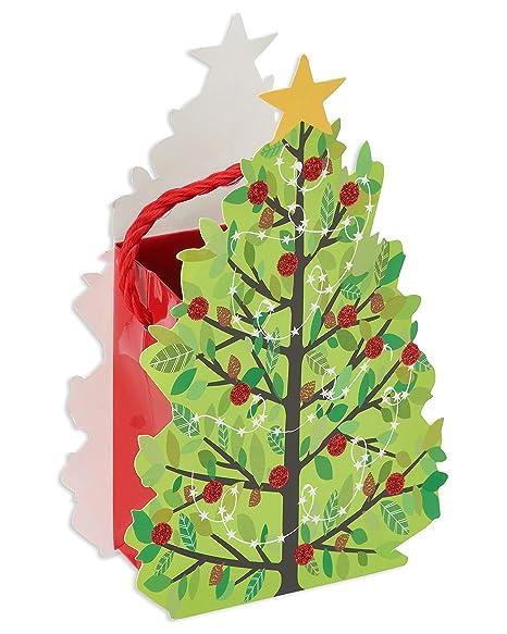 Amazon.com: American Greetings 5596048 Árbol de Navidad ...