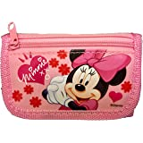 Disney Minnie Mouse Authentic Licensed Trifold Wallet