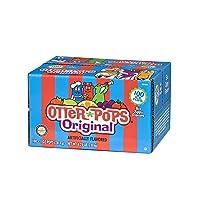 Otter Pops Ice Pops – Gluten & Fat Free Ice Pops, Delicious Frozen Treats Include...