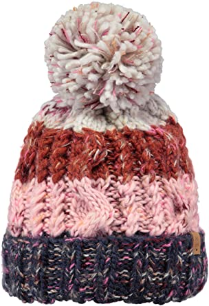 Barts Sandy Womens Headwear Beanie Hat Navy One Size