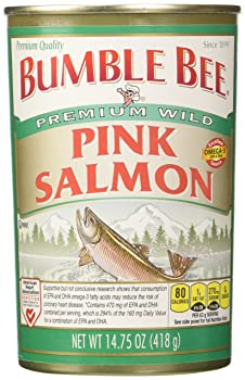 Bumble Bee Pink Salmon Canned Salmon