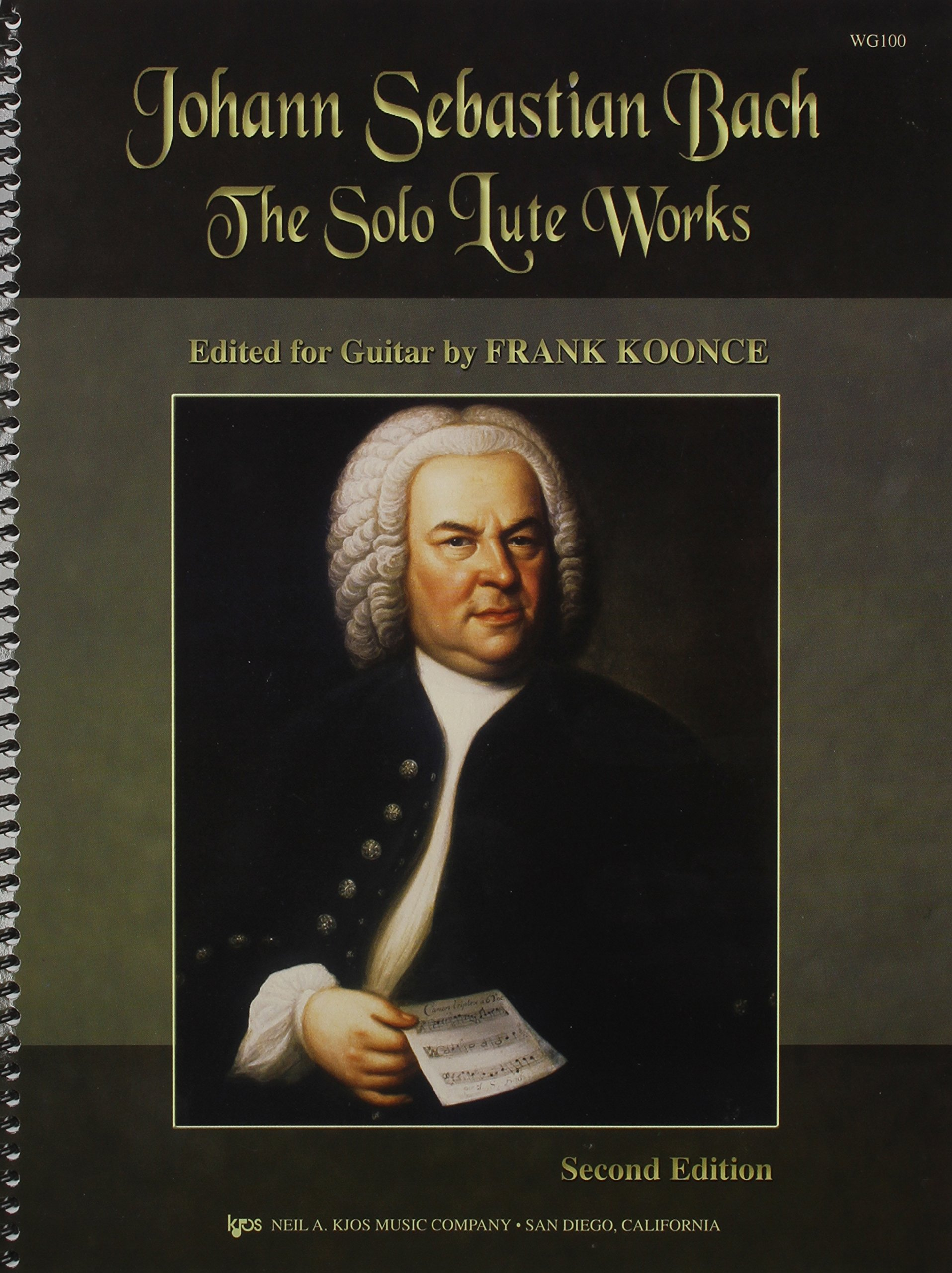 J S  Bach: Solo Lute Works Arranged For Guitar: Amazon co uk