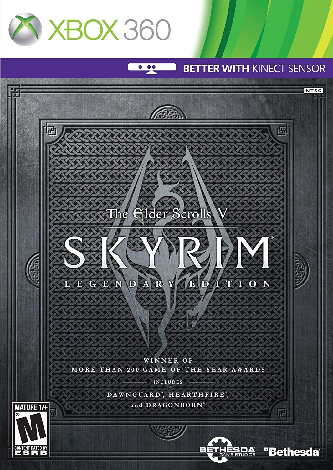 Elder Scrolls V: Skyrim - PC - Legendary Edition: PC: Computer and