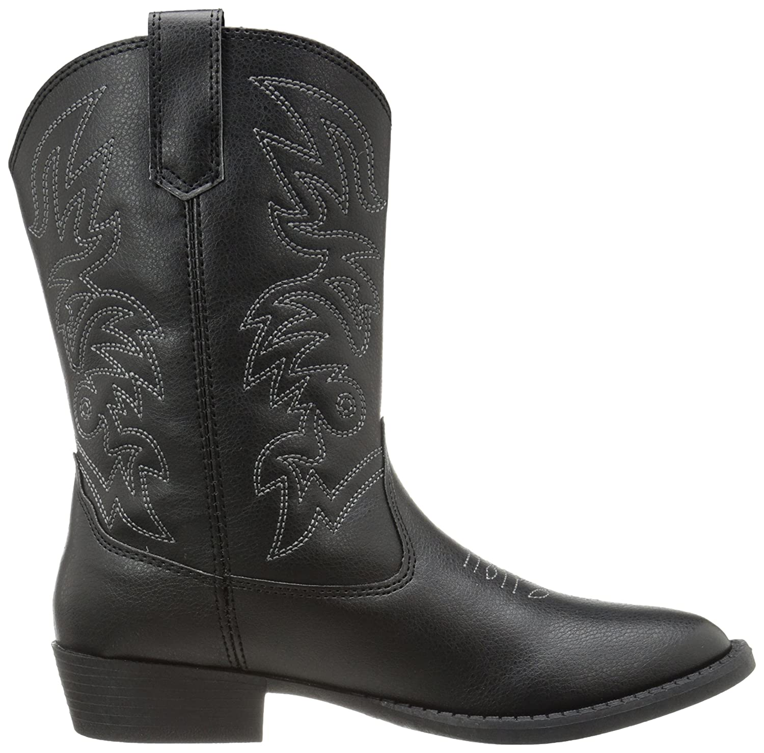16742fa0d4ce0 Amazon.com | Deer Stags Ranch Unisex Pull On Western Cowboy Fashion Comfort  Boot (Little Kid/Big Kid) | Boots