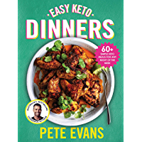 Easy Keto Dinners: 60+ simple keto meals for any night of the week