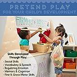 ECR4Kids Activity Birch Hardwood Play Puppet