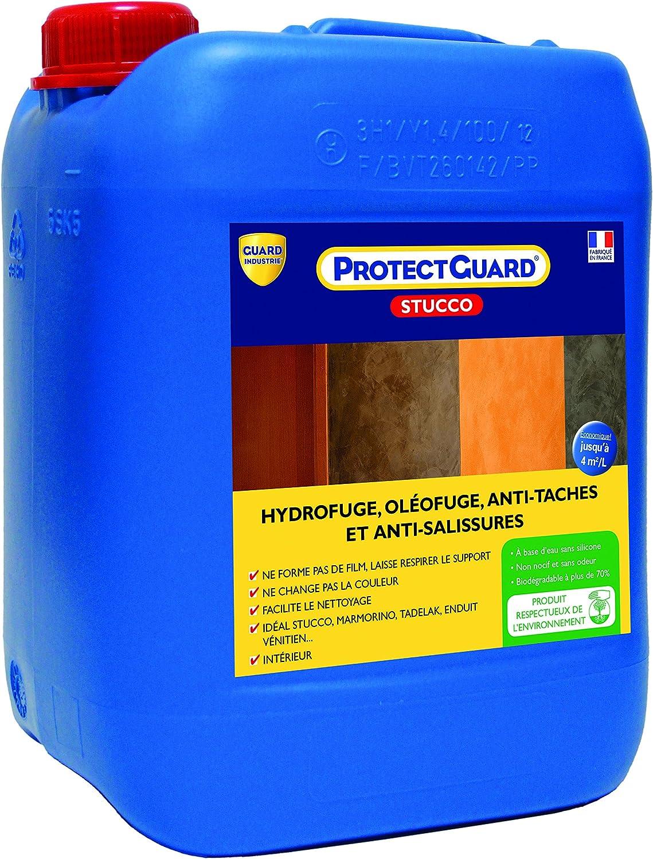 Guard Industrie Protectguard Stucco luminosa bidón de 5 L: Amazon ...