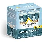 Taos Mountain Energy Bar - Toasted Coconut (1.8 Ounce, 12 Count)