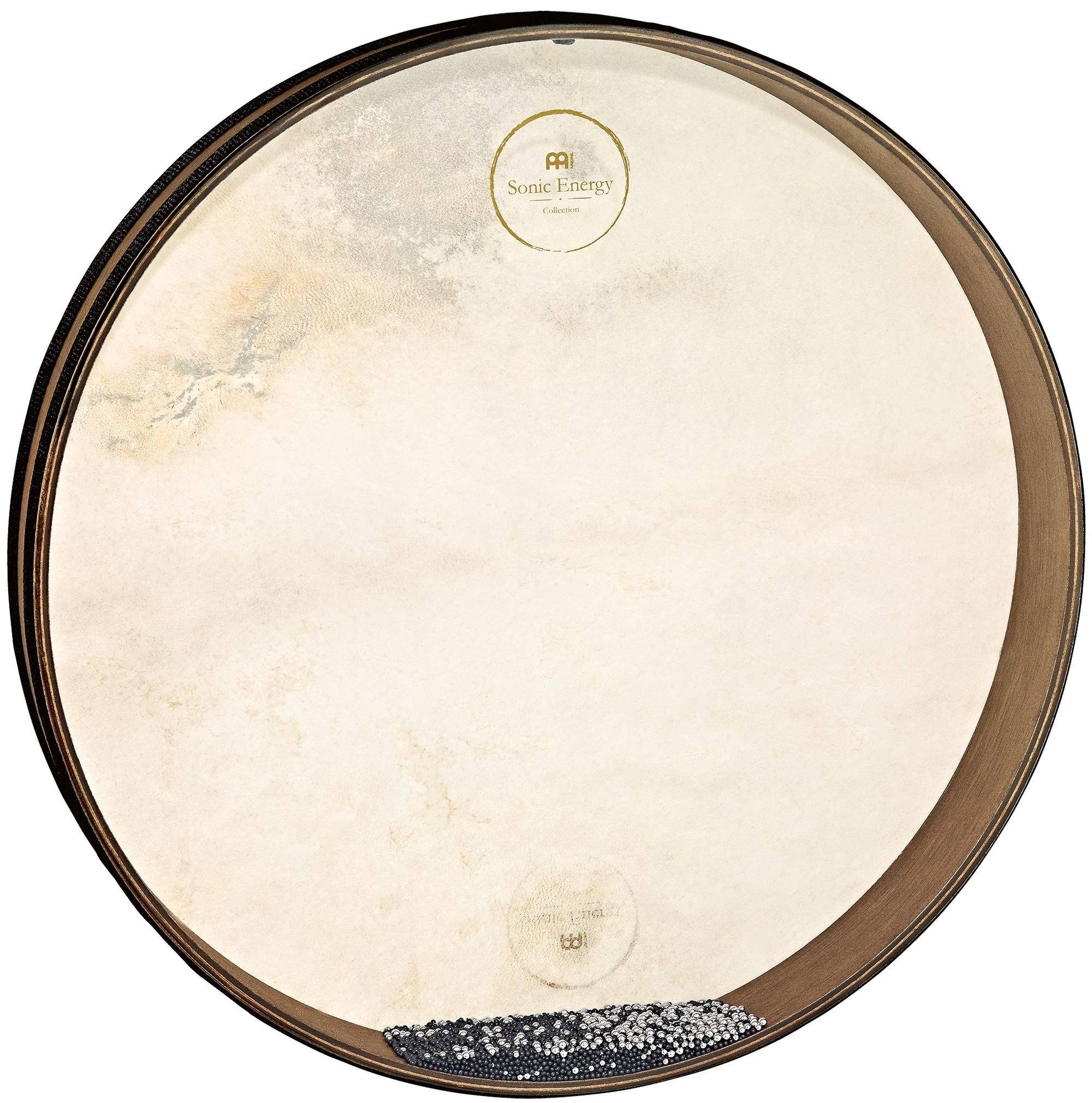 Meinl Sonic Energy WD18WB 18-Inch Wave Drum, Walnut Brown