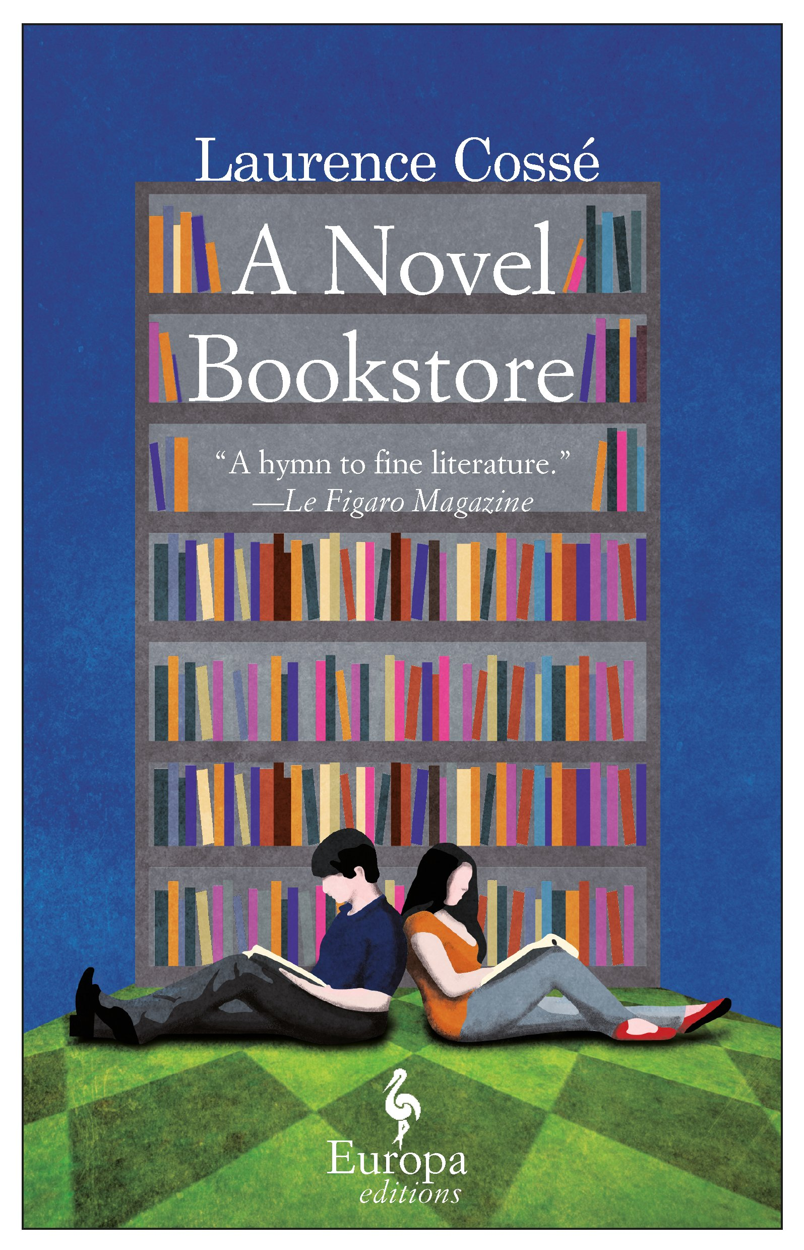 Download A Novel Bookstore pdf