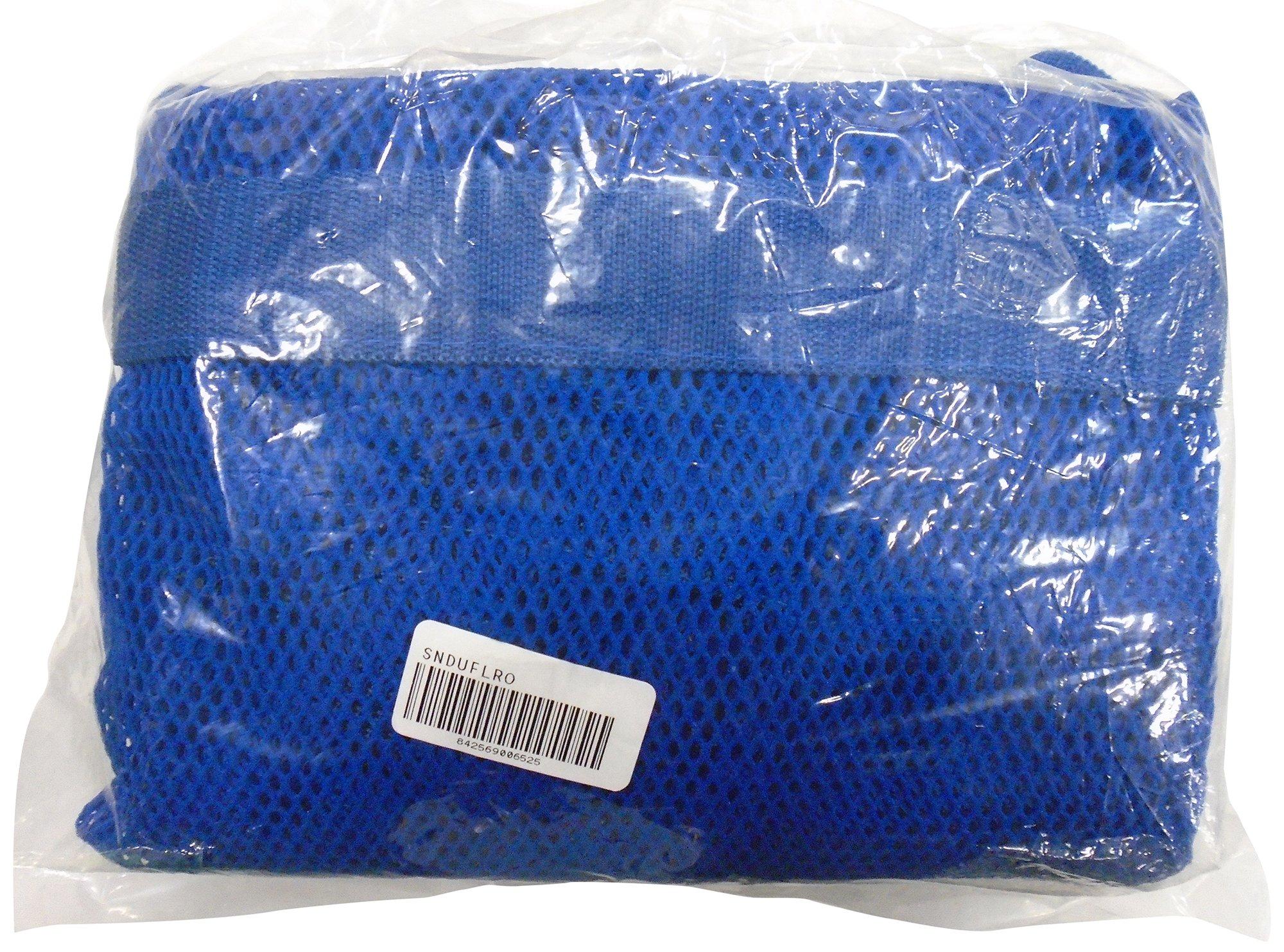 BSN Mesh Duffel Bags (Royal)