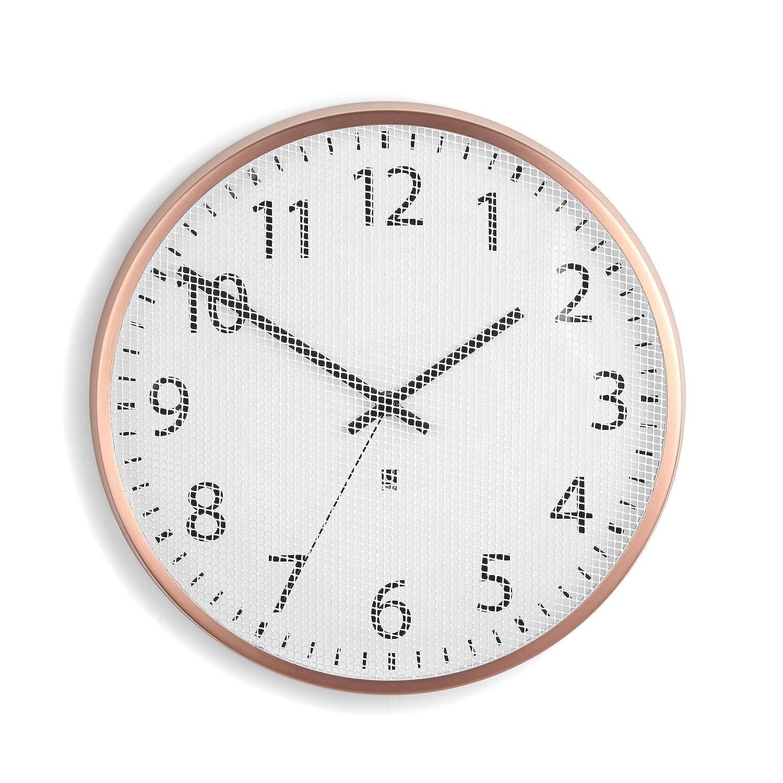 umbra PERFTIME WALL CLOCK(パーフタイム ウォールクロック) コパー 2118422-880 B01ANF7716 コパー コパー