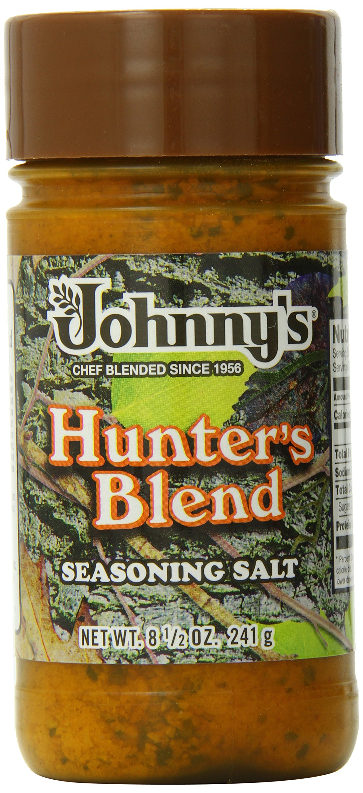 Johnny's Hunter's Blend, 8.5 Ounce (Pack of 6)