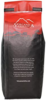 Volcanica Coffee Tanzania Peaberry Coffee Whole Bean