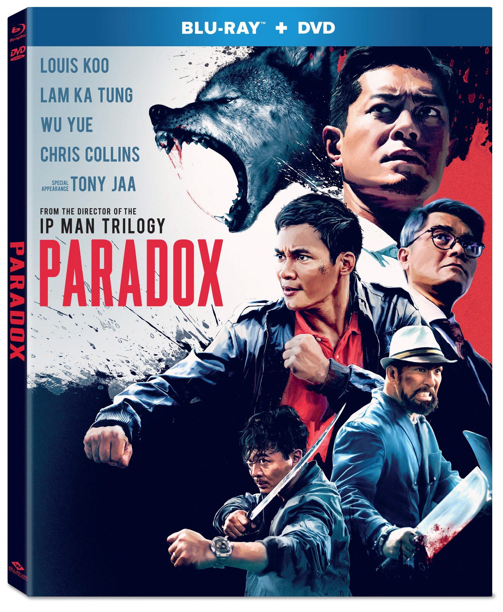 Blu-ray : Paradox (2 Pack, 2PC)
