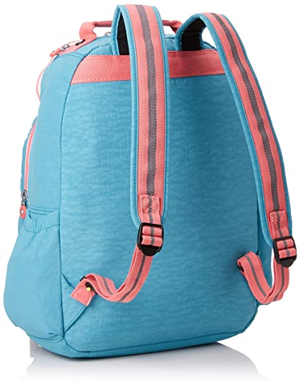 Amazon.com | kipling SEOUL GO Large Backpack Bright Aqua C | Casual Daypacks