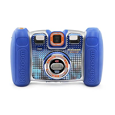 VTech Kidizoom Twist Connect Camera, Blue: Toys & Games