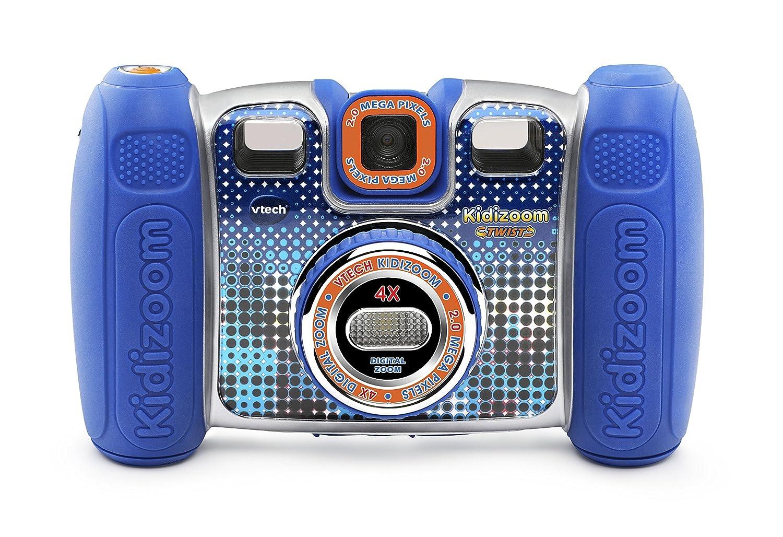 VTech Kidizoom Twist Connect Camera, Blue