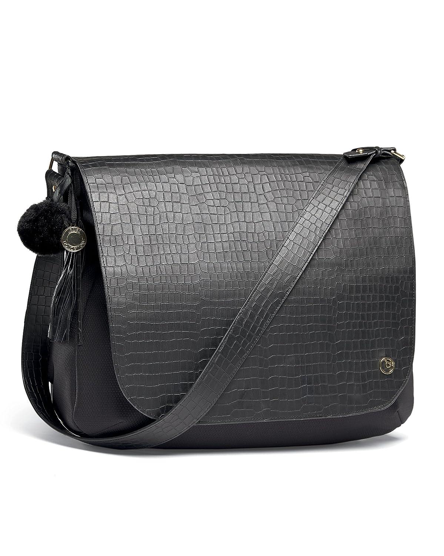 Mamas & Papas Jewel Changing Bag, Black Diamond 2056BY800