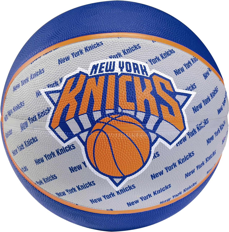 Spalding Team Ball New York Knicks - Pelota de Baloncesto, Color ...