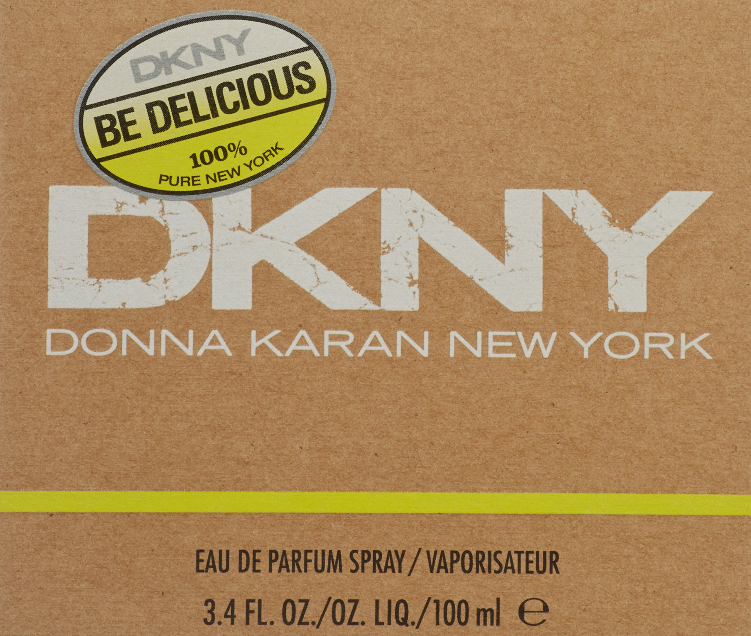 Be Delicious by Donna Karan for Women, 3.4 Oz by Donna Karan (Image #3)
