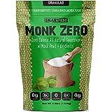 Monk Zero - Monk Fruit Sweetener, Non-Glycemic, Keto Approved, Zero Calories, 1:1 Sugar Substitute
