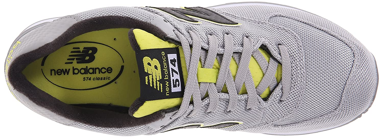 f52e999ed Amazon.com | New Balance Men's ML574 Summer Waves Running Shoe | Fashion  Sneakers