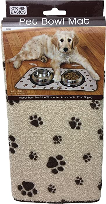 Top 10 Large Dog Mat Rugs For Food And Water