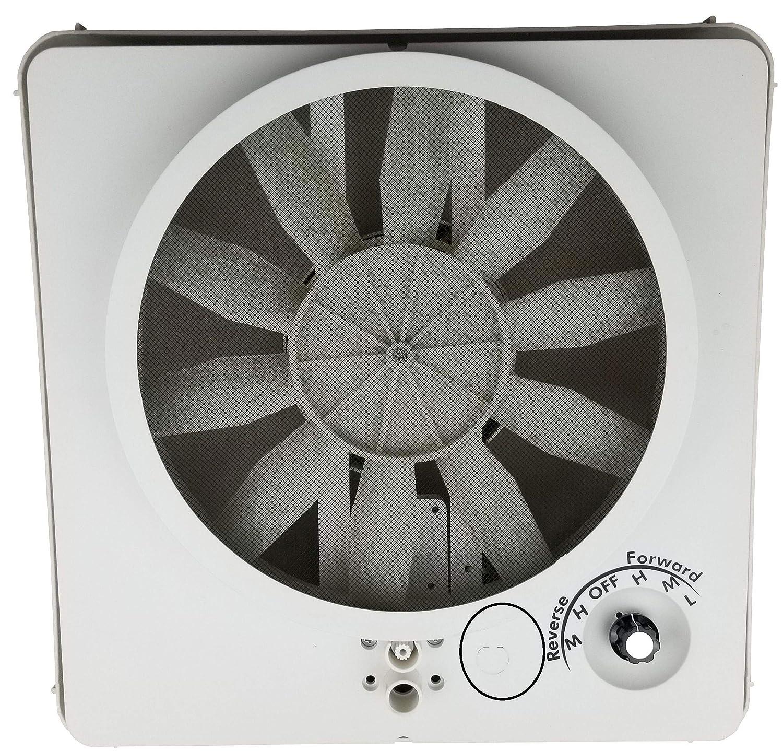 Fine Rv Roof Vent Vortex Ii Ugrade Kit Multi Speed Fan Home Interior And Landscaping Ologienasavecom
