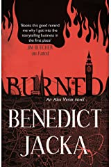 Burned: An Alex Verus Novel from the New Master of Magical London Kindle Edition