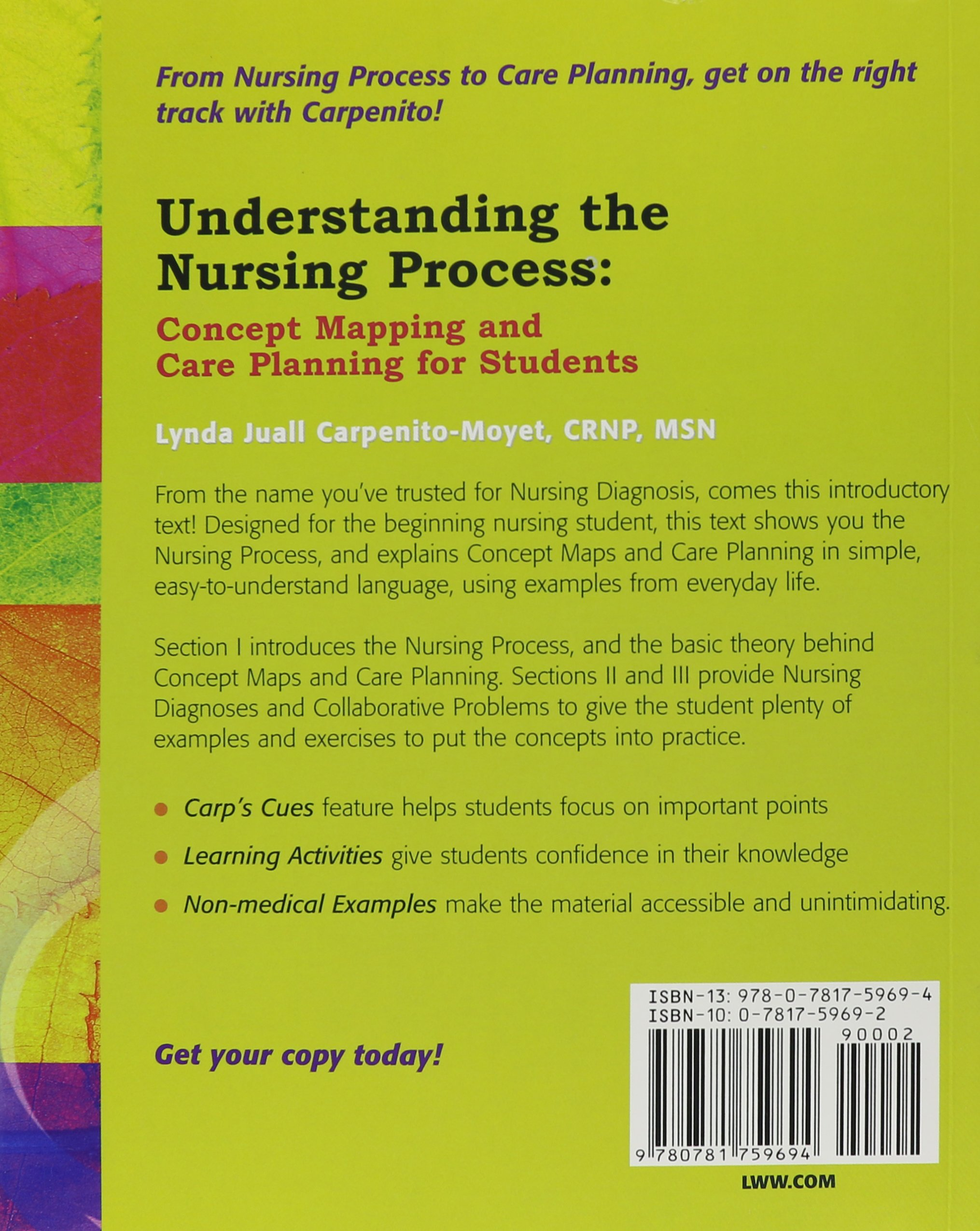 understanding the nursing process with access code concept mapping