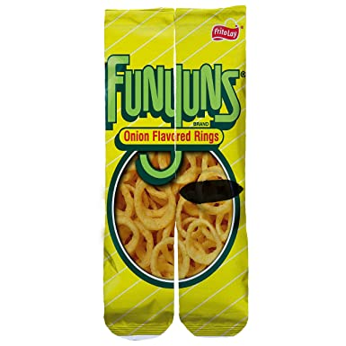 56de1b1b28b9f Image Unavailable. Image not available for. Color: Funyuns Custom Socks