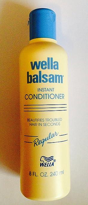 amazon com wella balsam regular instant conditioner 8oz health