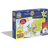 Clementoni 12815 Sapientino Puzzle Geografico - Europa