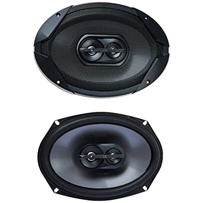 "JBL Gt7-96 Gt7 Series 6""x9"" 3-Way Car Speakers"