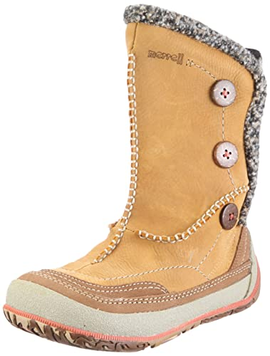 Merrell Women s PUFFIN FROST J75124 Boots Brown EU 42  Amazon.co.uk ... 7c52c307eb2