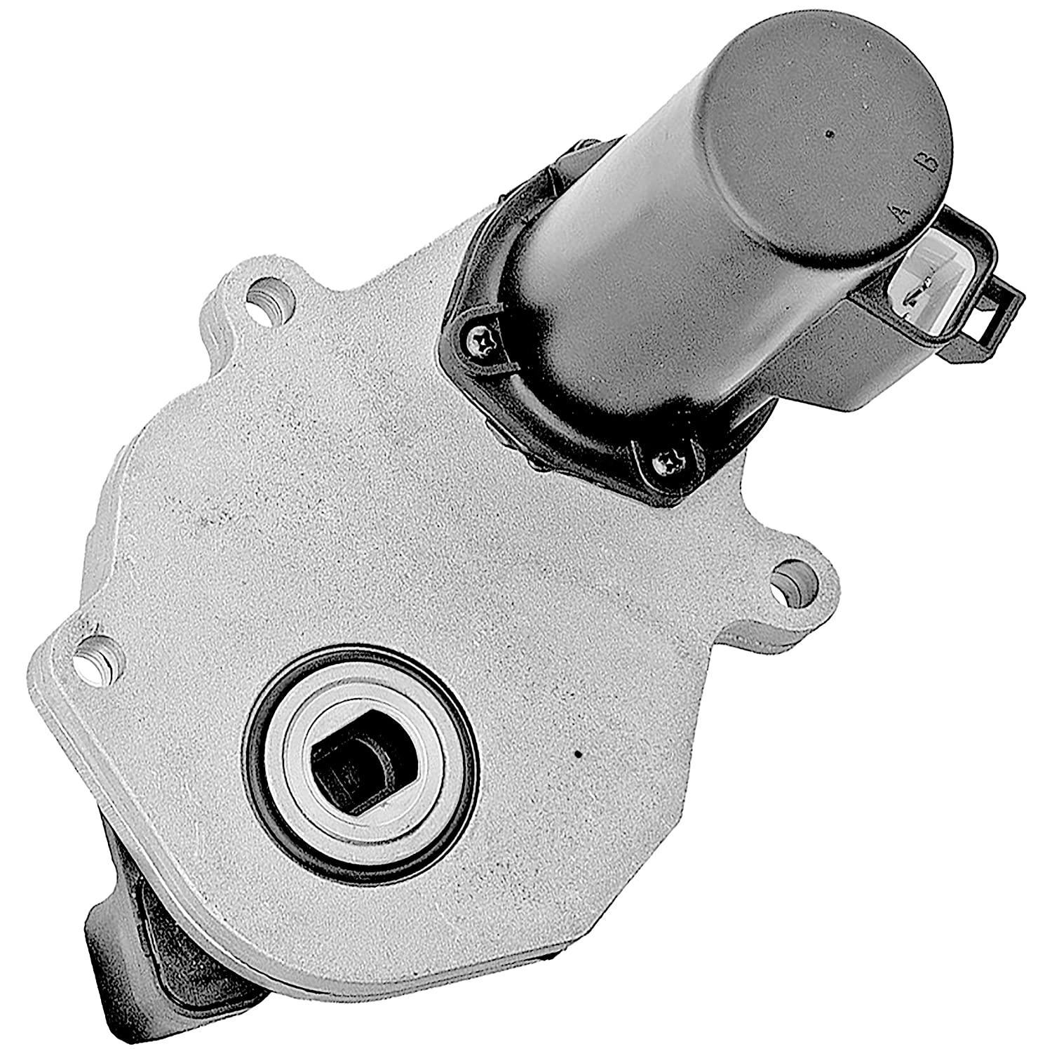 APDTY 711013 4WD 4 Wheel Drive Transfer Case Shift Encoder Motor (Replaces RL019471AB, 12386247, 5019471, 5019471AB, 88996604)