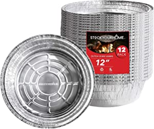 Dutch Oven Liner (12 Pack) 12