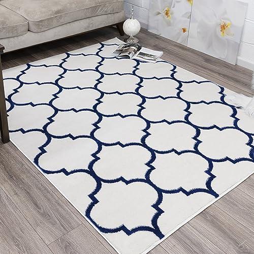 Ottomanson Royal Collection Design Trellis Area Rug