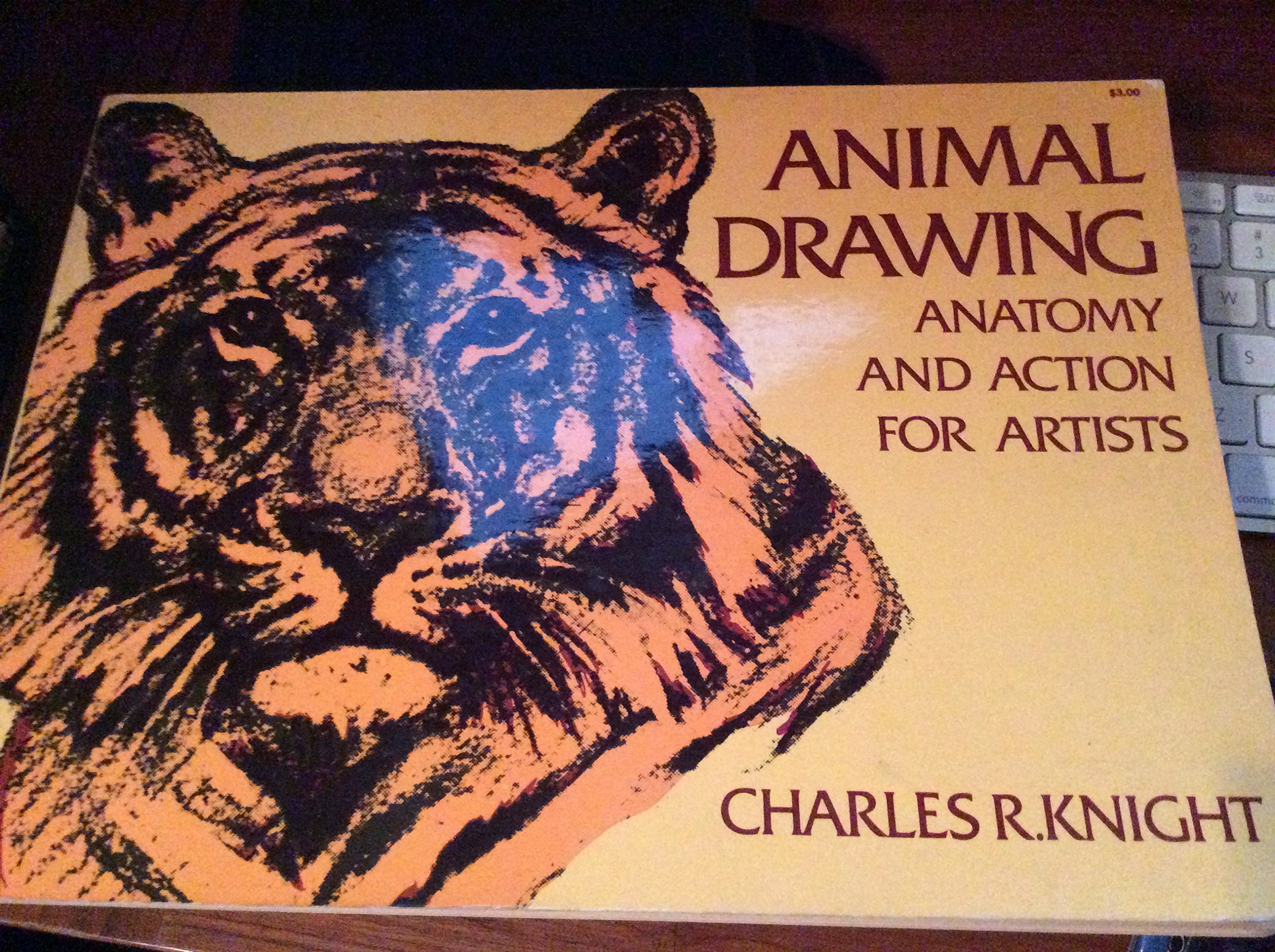 Animal Drawing, Anatomy and Action for Artists