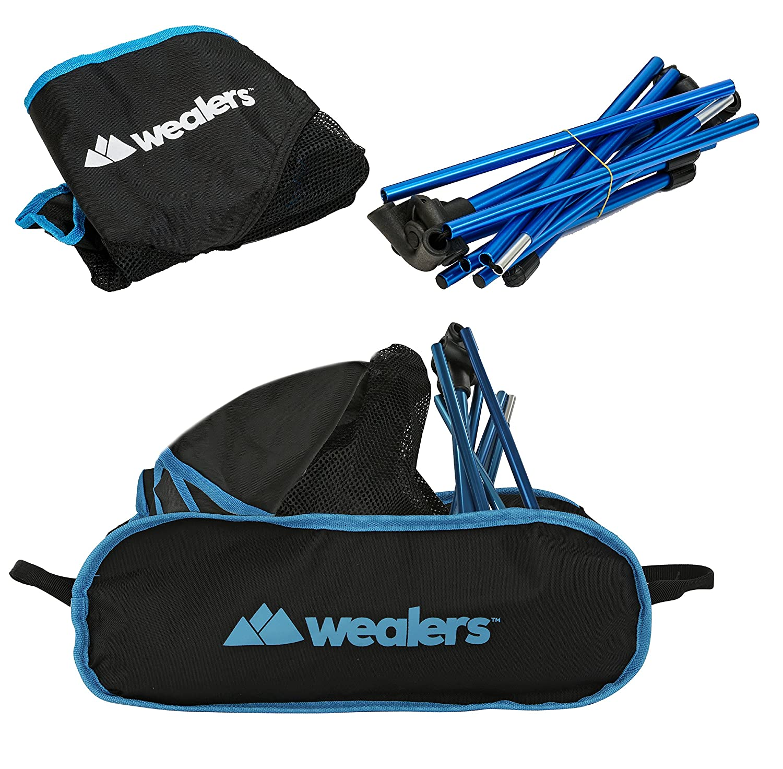 Amazon.com: Wealers – Silla portable compacta de playa ...